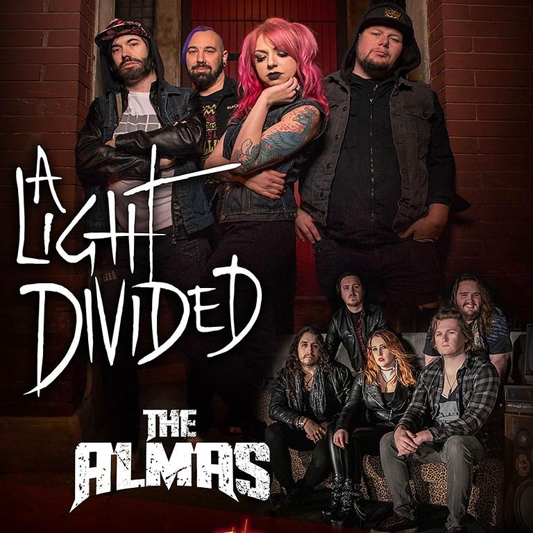 A LIGHT DIVIDED | THE ALMAS | THE SILHOUET | BACHELORS GROVE