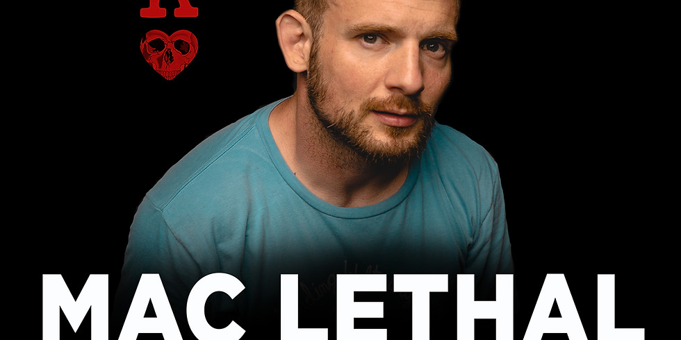 MAC LETHAL | CRYPT | FERAL THE EARTHWORM | NOVATORE KRAZED SOCIETY | DEAD NOISE