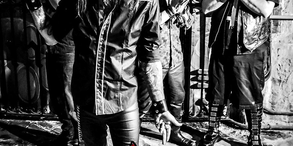 SINISTER FATE | DEATH POP RADIO | FOUR HORSEMYN