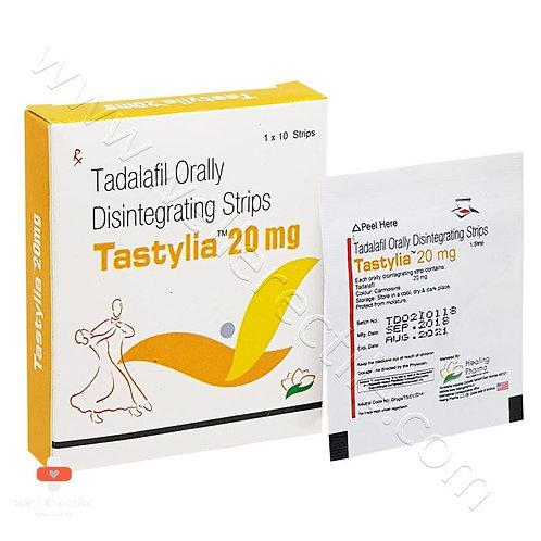 Tastylia 20mg (Tadalafil Strips)