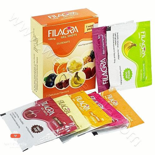 Filagra Oral Jelly (Sildenafil Citraat)