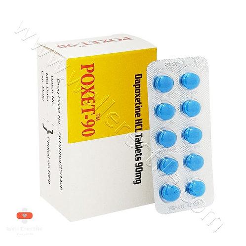Poxet 90 mg (Dapoxetine)