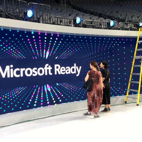 Microsoft Inspire & Ready