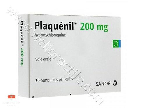 Plaquenil 200 mg (Hydroxychloroquine)