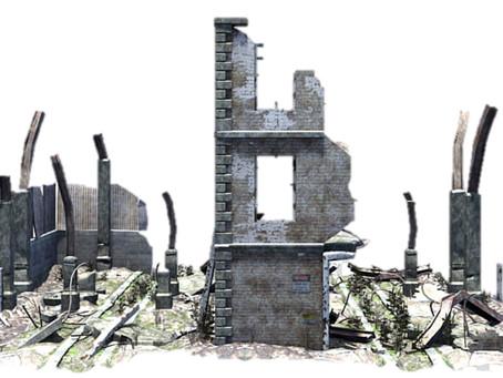Crashing Temples & Birth Pangs