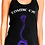 Thumbnail: Cosmic Eye ~ Hollywood CA, Viper Room Residency Shirt 2019 ~ Tank Top Indigo