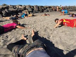 TenerifeBeach Volleyball Camp