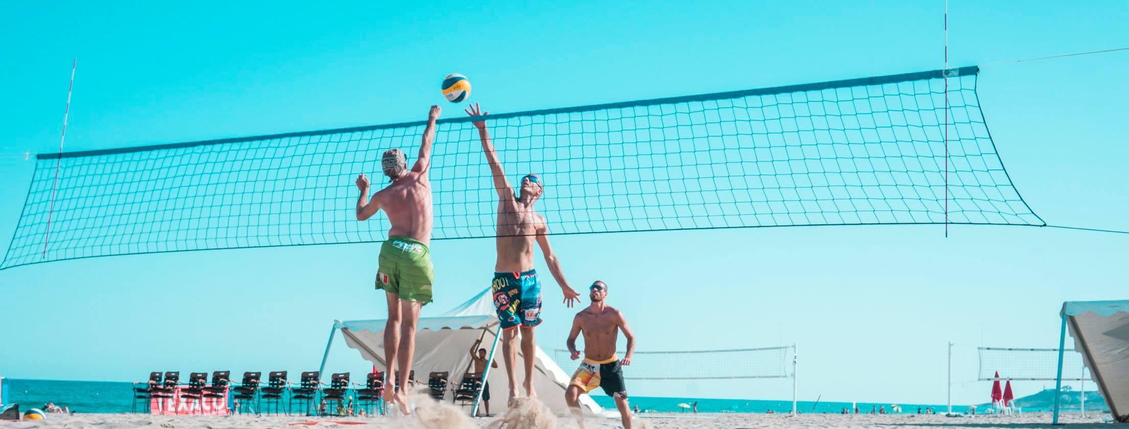 Alicante Beach Volleyball Camp