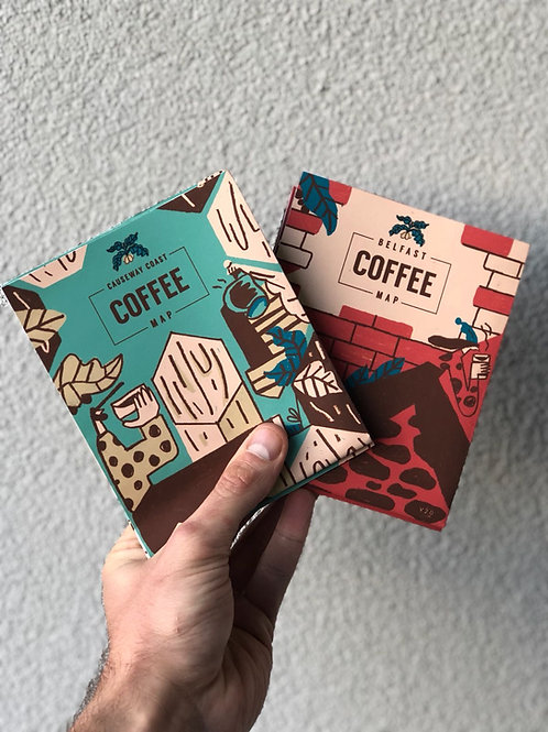 NI Coffee Map Bundle