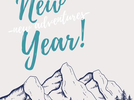 New Year, New Adventures.