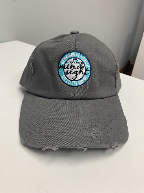 Mindsight Round Logo Hat