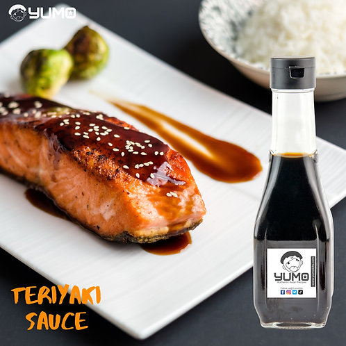 Homemade Teriyaki Sauce (300ml)