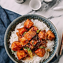 Temple rice bowl | 照烧豆腐饭