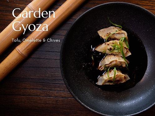 Garden Gyoza Kit | Tofu & Chives