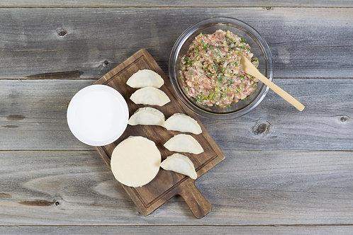 Meal Kit | Classic Gyoza Pork & Cabbage