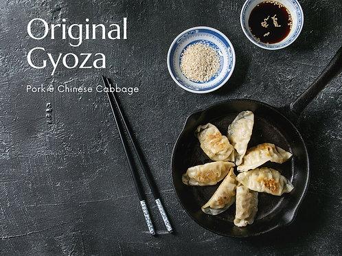Original Gyoza Kit   Pork & Cabbage