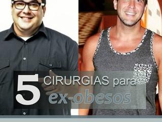 5 cirurgias para ex-obesos