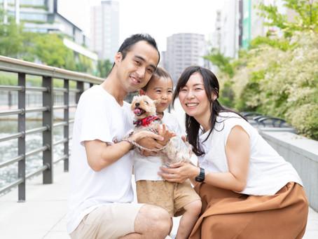 【9月も開催します】東京スカイツリーの下で!家族写真撮影会のお知らせ