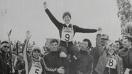Sporting Witness:  Nancy Greene - The Tiger of Women's skiing