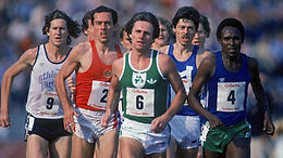 Sporting Witness:  Eamonn Coghlan and the four-minute mile at forty