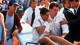 Sporting Witness:  The Stabbing of Monica Seles