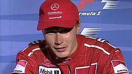 Sporting Witness:  Mika Hakkinen's F1 Horror Crash