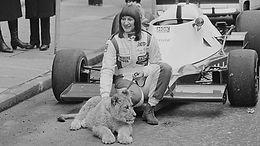 Sporting Witness:  Desiré Wilson - Formula One winner