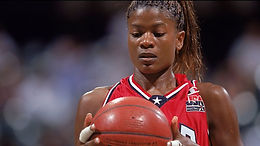 Sporting Witness: Sheryl Swoopes - Queen of Basketball