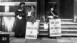 Lost World of the Suffragettes