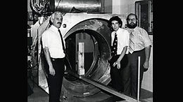 Witness: The First MRI Scan