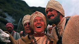 When Carry On Came to Wales
