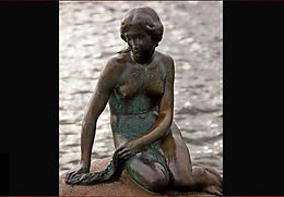 Witness: The Decapitation of the Little Mermaid