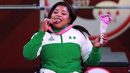 Sporting Witness: Lucy Ejike - Nigeria's powerlifting hero
