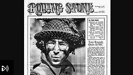 Witness: The Birth of Rolling Stone Magazine