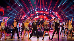 Witness History:   Strictly Come Dancing