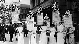 The Lost World of the Suffragettes