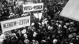 The Lost World of the Welsh Suffragettes