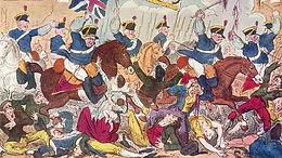 Peterloo: The Massacre That Changed Britain