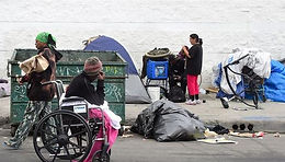 WorldLink: San Francisco's Homeless Crisis