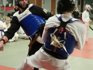 Sparring Intensive!