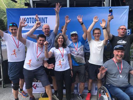 Silvretta Run 3000: Quälen und Feiern