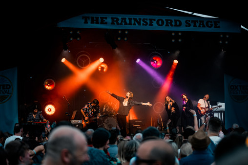 Live at Oxted Beer Festival 2019