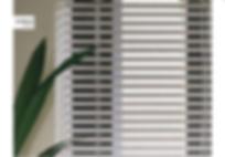 persiana horizontal aluminio