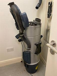 Aertecnica Central Vacuum