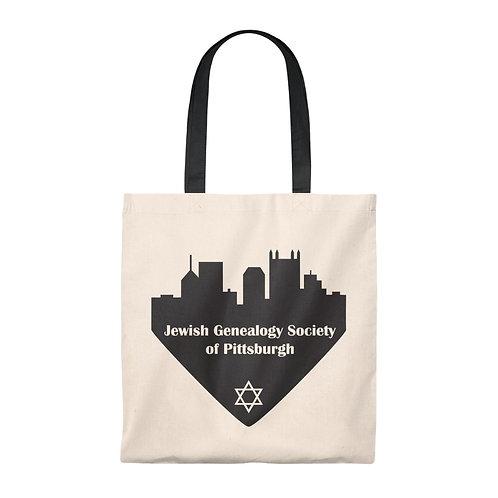 JGS of Pittsburgh Tote Bag - Vintage