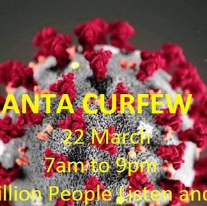 Sunday's Janata Curfew: Will 1.3 Billion People Listen and Respond?