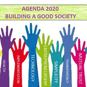 Agenda 2020: Building a Good Society
