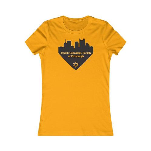 JGS of Pittsburgh Women's Favorite Tee