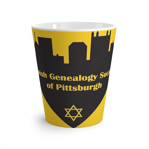JGS of Pittsburgh Coffee mug