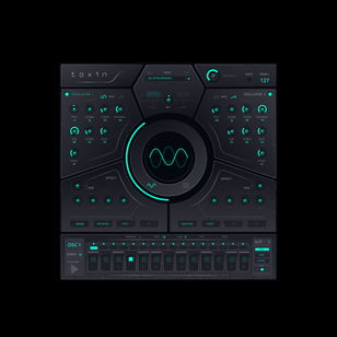 TOXIN VST SYNTH